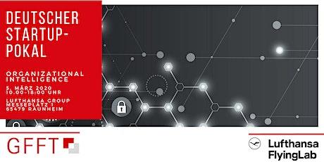 Deutscher Startup-Pokal Organizational Intelligence: Halbfinale Tickets