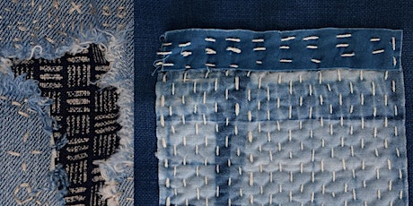 """Boro"" Mending Workshop With RomorDesigns tickets"