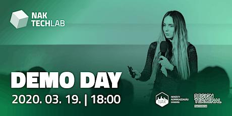 NAK TechLab Demo Day tickets