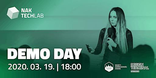 NAK TechLab Demo Day