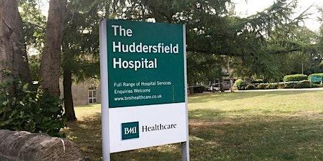 Clinical & Nursing Tour & Taster Evening @ BMI Huddersfield tickets
