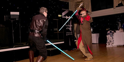 Sabre Masters Adult LED Sabre introductory course March