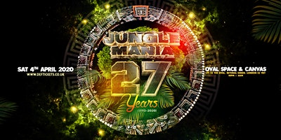 27 Years of Jungle Mania