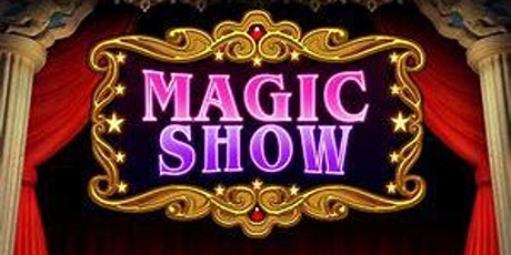 Funny spellbinding magic for all ages! tickets