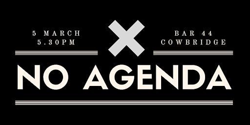 No Agenda Networking Event - Cowbridge