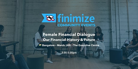 Female Financial Dialogue | Bengaluru tickets