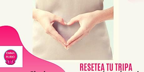 Taller de Bienestar- Resetea tu tripa- Pierde peso y gana energía mejorando la digestión entradas