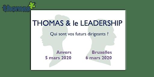 Thomas & le Leadership