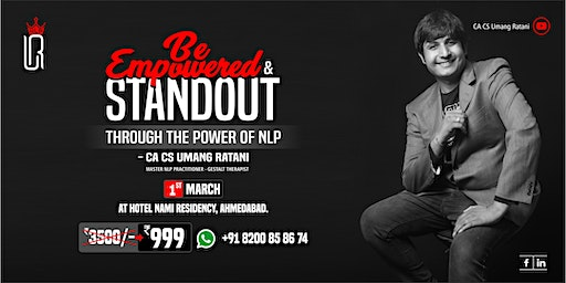 Be Empowered & Standout