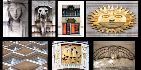 Birmingham Art Deco & William Bloye walking tour tickets