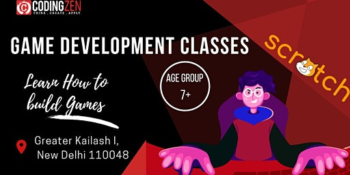 Game Development Workshop For Kids