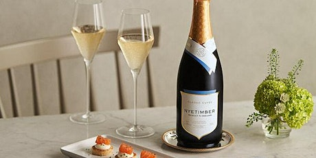 Nyetimber Sparkling Wine Tasting Dinner tickets
