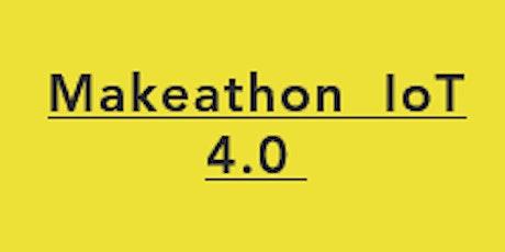 Makeathon IoT 4.0 Béjar entradas