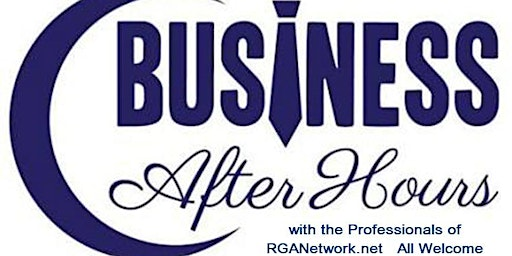 Evening Business Networking Meeting ~ All Welcome