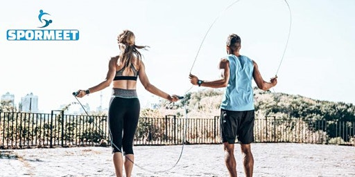 Spormeet Sports Social Event –Jump Rope HIIT Workshop with CrossFit Trainer