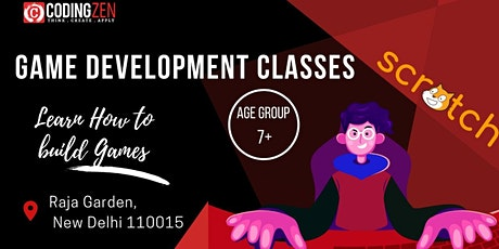 Game Development Workshop For Kids tickets