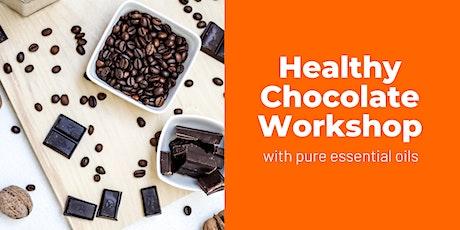 HEALTHY CHOCOLATE WORKSHOP! tickets