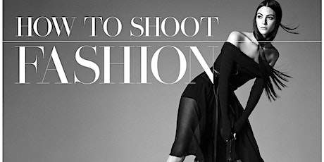 How to shoot fashion - Photography and Editing Workshop with René Bade tickets