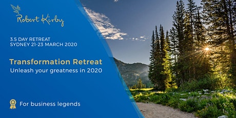 Transformation Retreat tickets