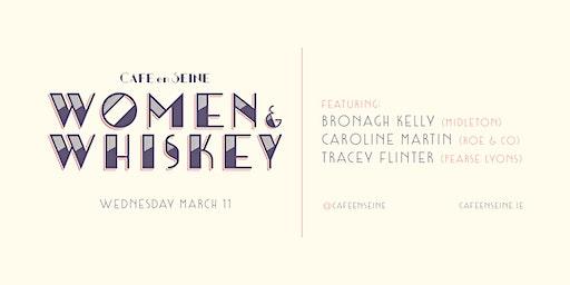 Café en Seine Presents: Women & Whiskey Volume 2