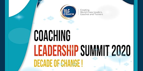 Coaching Leadership Summit tickets