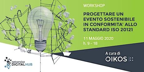 Evento sostenibile | Bologna |11 maggio 2020 biglietti