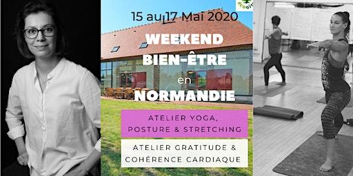 Week-end YOGA+COHÉRENCE CARDIAQUE en Normandie