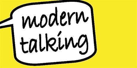 modern talking:  LGBTIQ*– Jugendliche unterstützen Tickets