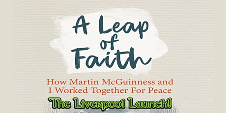 A Leap of Faith Liverpool Launch tickets