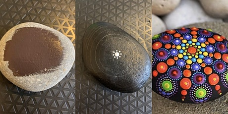 GoDotty - Learn How to Create a Vibrant Dot Mandala Stone tickets