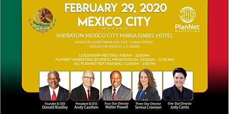 Become A Travel Business Owner - Mexico City, Mexico (Carlisa Jones, Baltimore, MD) boletos