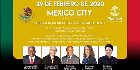 Become A Travel Business Owner - Mexico City, Mexico-ESPANOL (Carlisa Jones, Baltimore, MD) boletos