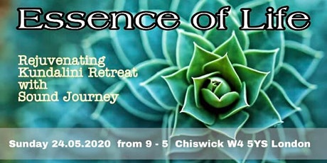 ESESENCE of LIFE one day urban retreat tickets
