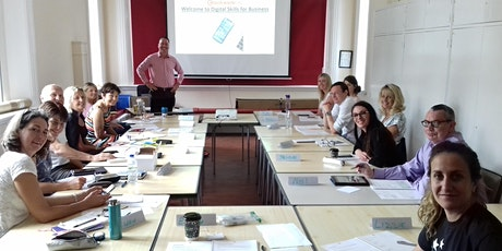 Digital Skills Training for Mole Valley Businesses tickets