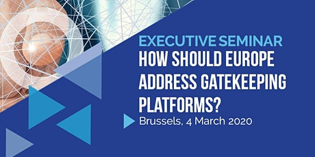 How should Europe address gatekeeping platforms? tickets
