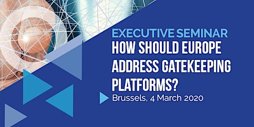 How should Europe address gatekeeping platforms?