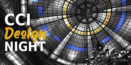 CCI DESIGN NIGHT 2020 tickets