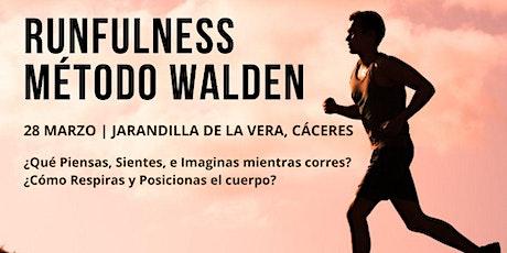 Taller de Running RUNFULNESS Método Walden entradas