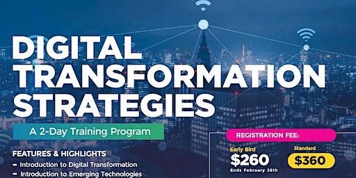 Digital Transformation Strategies Training in Panama