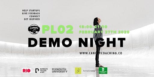 #DemoNightPL02 -  Plymouth