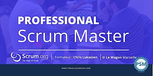 Certification Scrum Master & examen PSM-I Marseille