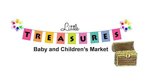 Little Treasures Preloved Baby & Childrens Market tickets