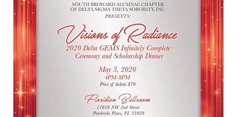 Infinitely Complete Ceremony and Scholarship Dinner tickets