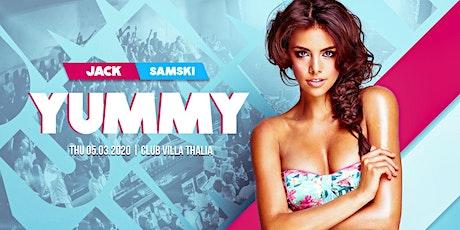 YUMMY ✘ Jack [Live] | Samski [Live] tickets