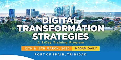 Digital Transformation Strategies Training in Trinidad tickets