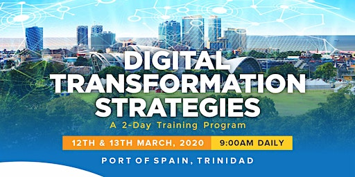 Digital Transformation Strategies Training in Trinidad