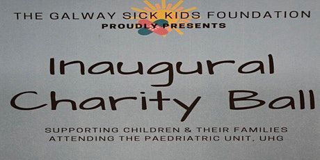 Galway Sick Kids Foundation Summer Ball tickets