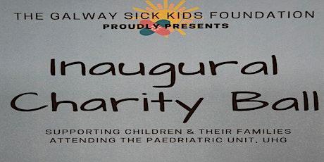 Galway Sick Kids Foundation Summer Ball tickets
