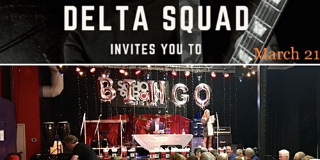 School of Rock Delta Squad ... Rock n Roll BINGO / Summer Tour Fundraiser tickets