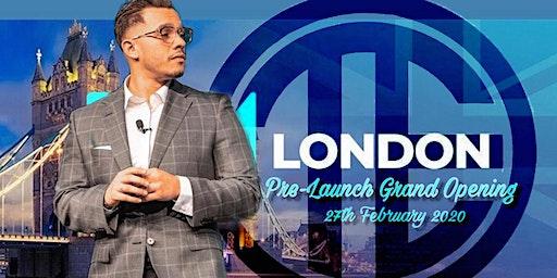 Pre-Convention Grand Launch!